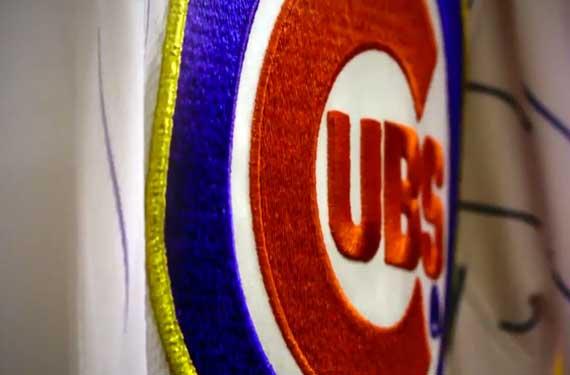Cubs WS