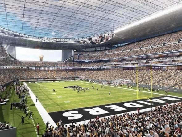 Las Vegas Raiders Field