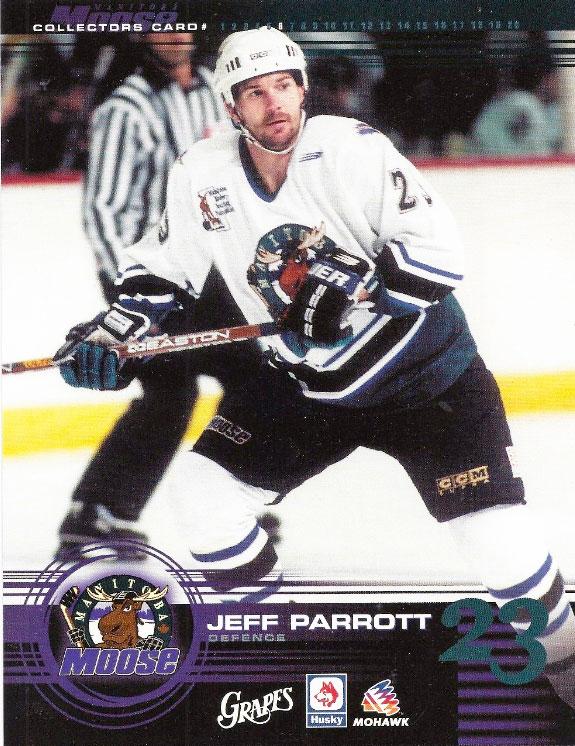 Manitoba Moose 1999