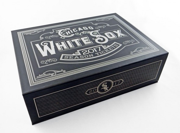 White Sox 2017 Ticket Box