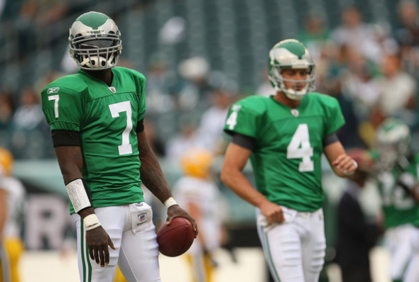 Could the Eagles be returning to these colors permanently?