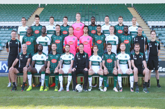 plymouth argyle green f