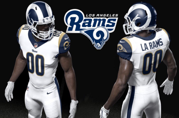 Los Angeles Rams may delay new uniform unveiling along with new stadium
