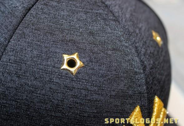 2017 MLB All-Star Cap Detail