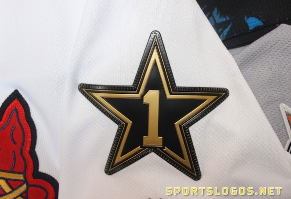 2017 MLB All-Star Player Patch
