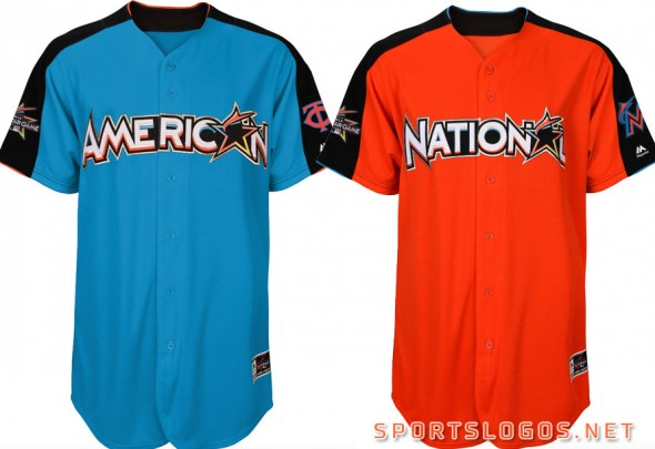 2017 MLB Home Run Derby Jerseys