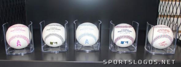 2017 MLB Special Event Baseballs