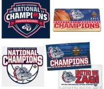 Gonzaga National Champs 2017