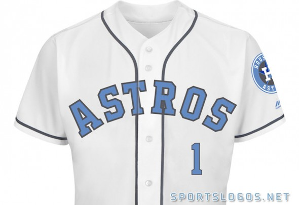 Houston Astros 2017 Fathers Day Jersey