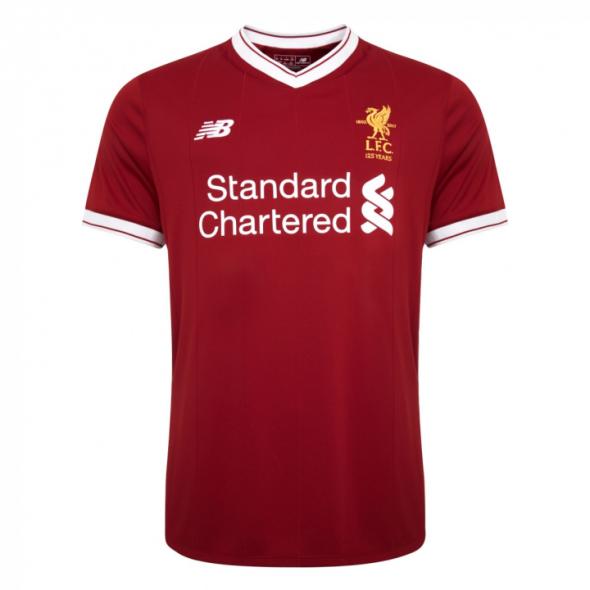 Liverpool 17 18 2