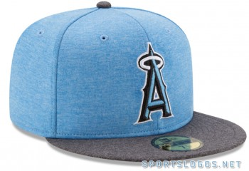 Los Angeles Angels 2017 Fathers Day Cap