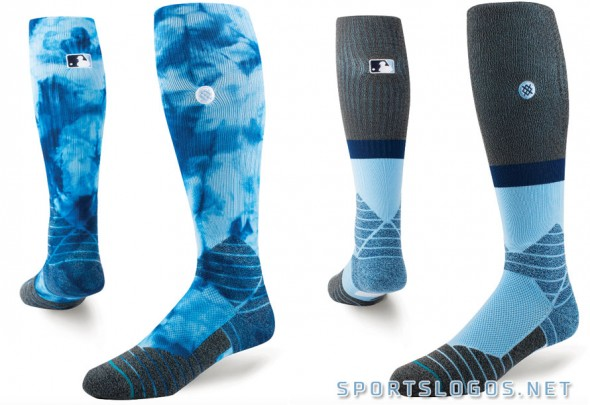 MLB Fathers Day Socks 2017