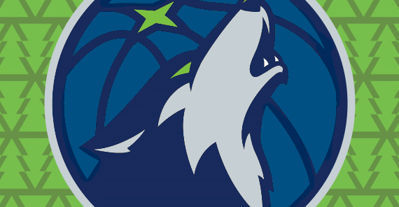 Minnesota Timberwolves New Alternate Marks Spotted