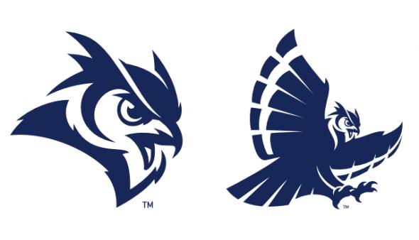 Rice Owls logos