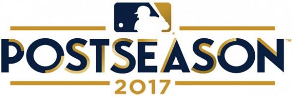 2017 MLB Postseason Logo