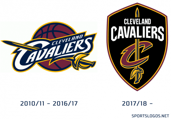Cavs New Logo 2018