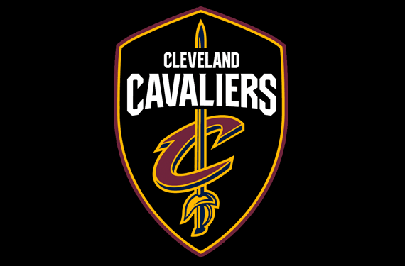 On Eve of NBA Final Cavs Unveil New Logos, Add Black