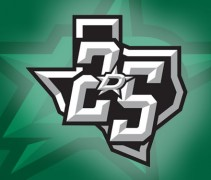 Dallas Stars 25th Anniversary Logo