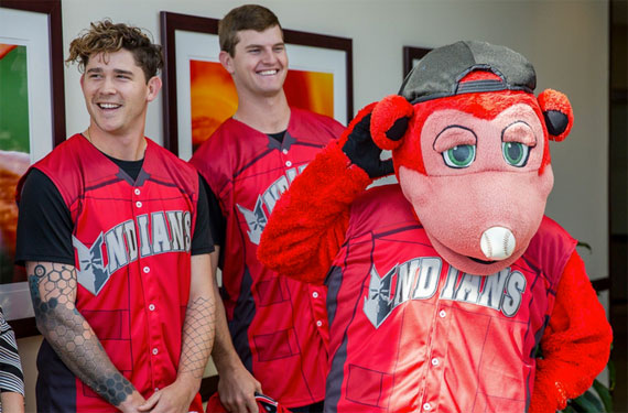 Indianapolis Indians to wear Guardians of the Galaxy jerseys