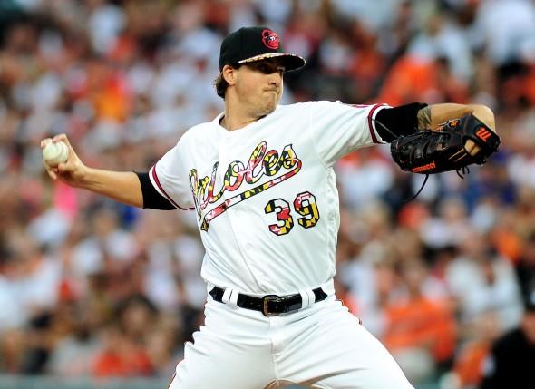 Orioles Maryland Jersey Evan Habeeb-USA TODAY Sports