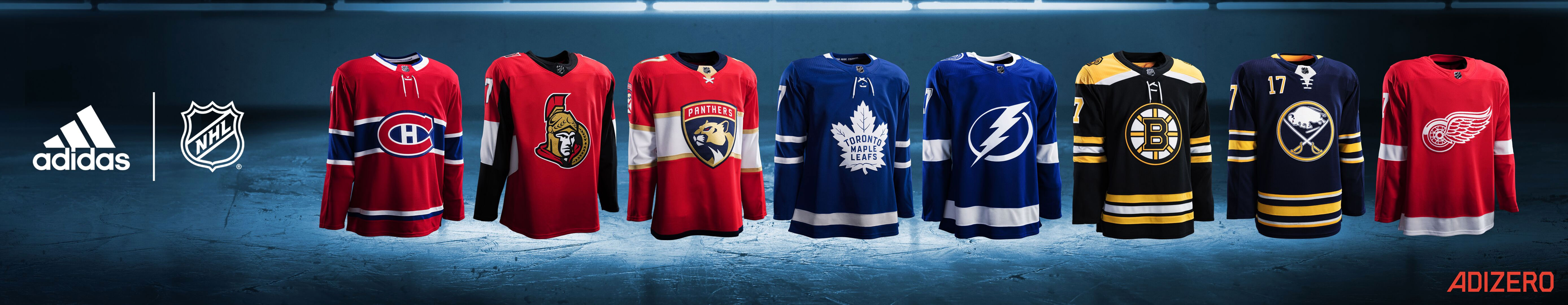 Adidas Unveils A New Look for the NHL  911f21d71