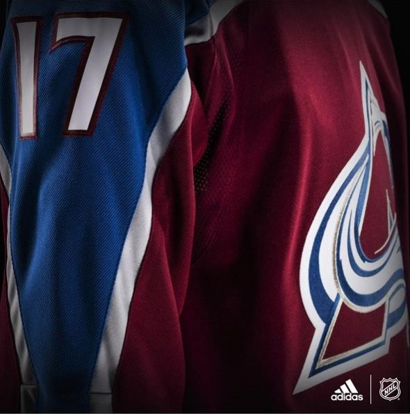 Avalanche Burgundy Number