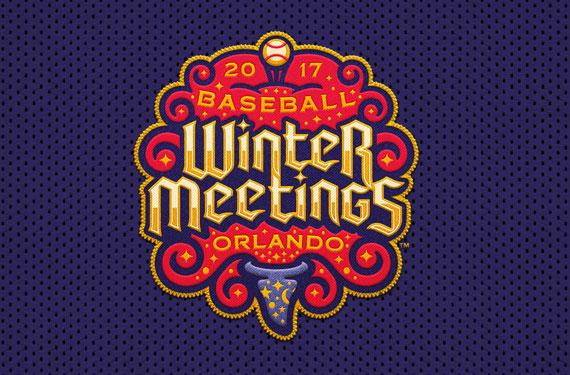 Uh Oh, It's Magic: The 2017 Baseball Winter Meetings Logo
