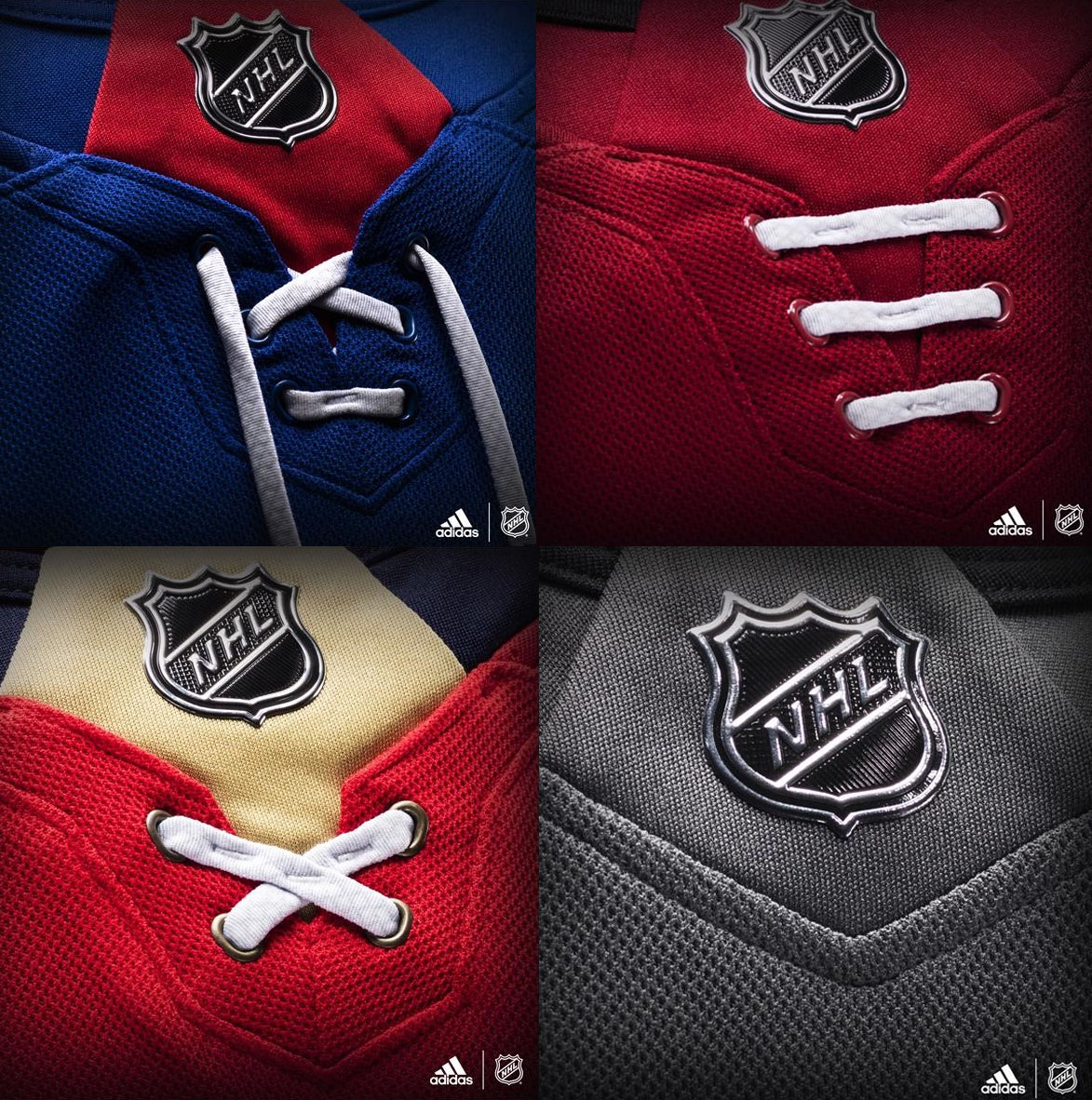 Adidas Unveils A New Look for the NHL – SportsLogos.Net News