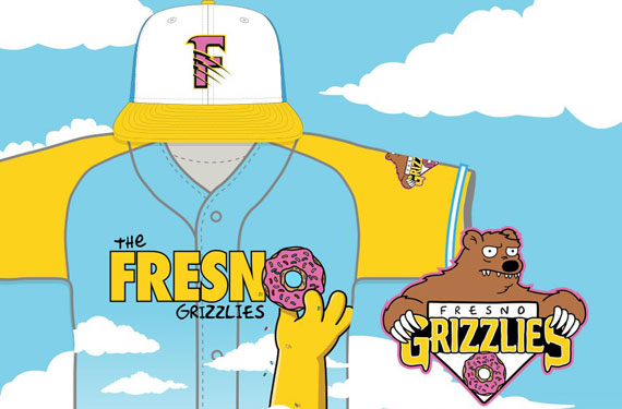 Fresno Grizzlies to commemorate Simpsons with Tribute to Springfield
