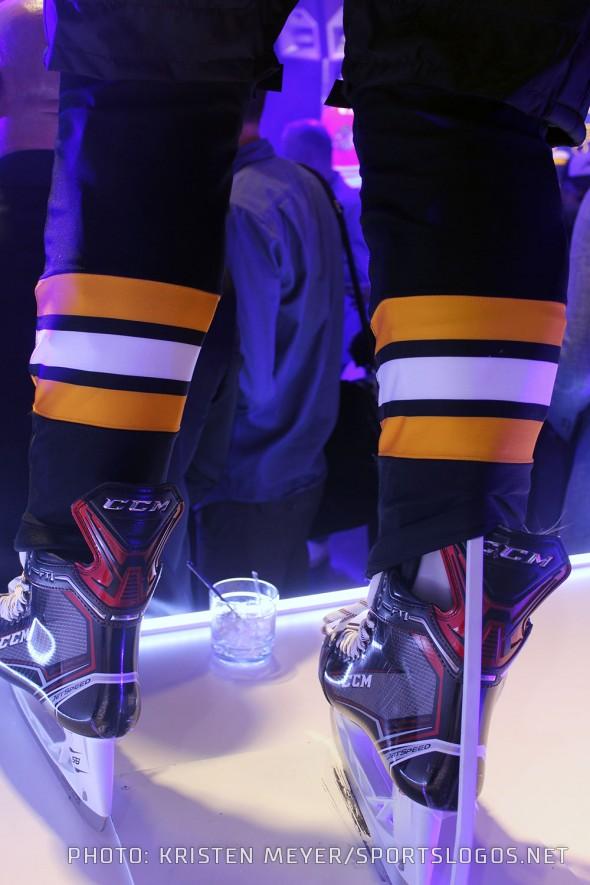 New Bruins Socks