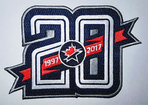 20th Anniversary Patches Now Available!