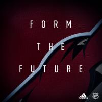 Arizona Coyotes Adidas Jersey Teaser