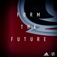 Carolina Hurricanes Adidas Jersey Teaser