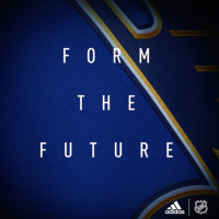 St Louis Blues Adidas Jersey Teaser