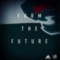 Minnesota Wild Adidas Jersey Teaser