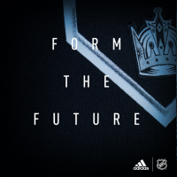 Los Angeles Kings Adidas Jersey Teaser