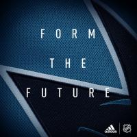 San Jose Sharks Adidas Jersey Teaser