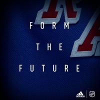 New York Rangers Adidas Jersey Teaser