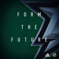 Dallas Stars Adidas Jersey Teaser