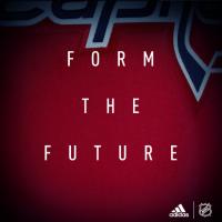 Washington Capitals Adidas Jersey Teaser