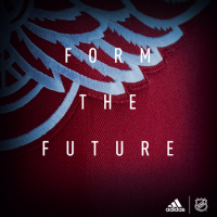 Detroit Red Wings Adidas Jersey Teaser