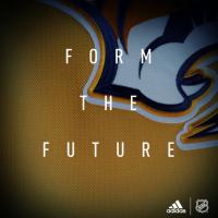 Nashville Predators Adidas Jersey Teaser