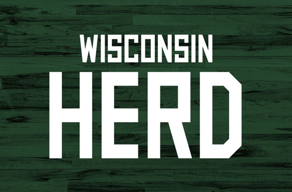 Bucks Announce Wisconsin Herd As Name of D-League Team