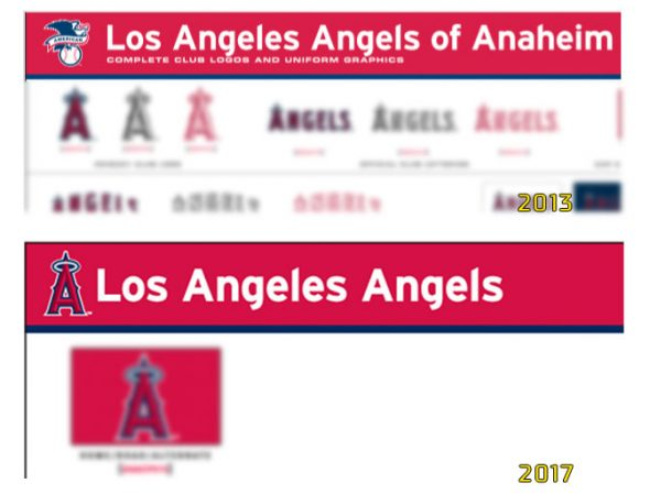 Of Anaheim No More Los Angeles Angels Officially Changed Name