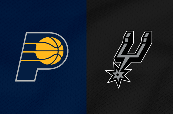 Spurs and Pacers New Logos Unveiled on 2017 NBA Draft Hats