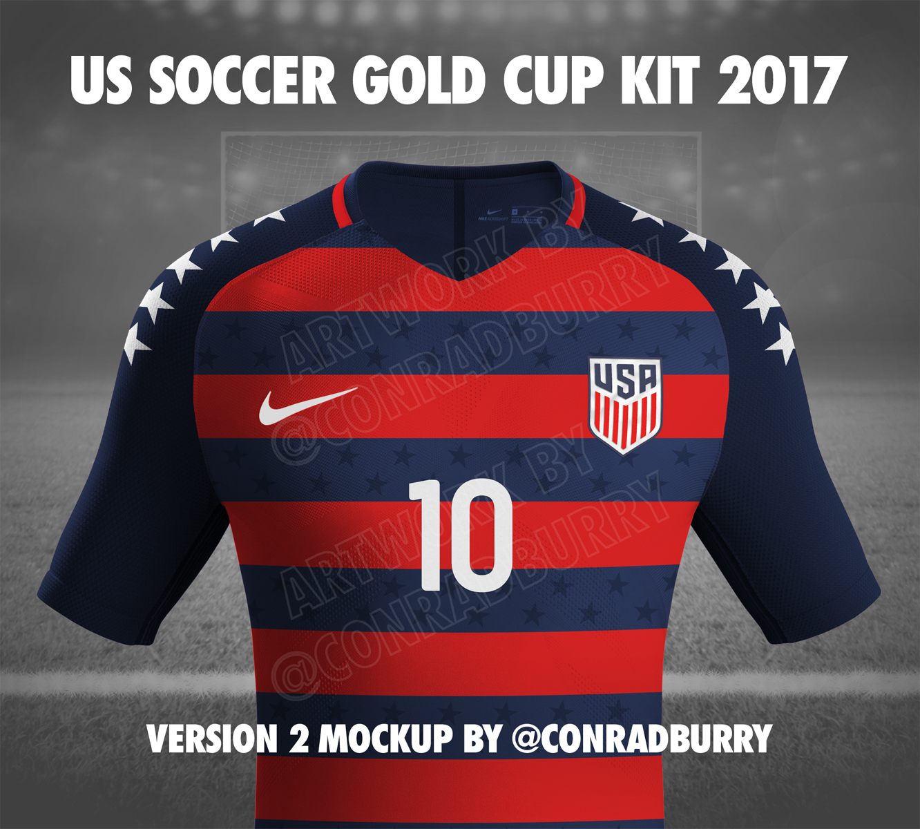 the latest 285bd f6a32 2017 US Soccer Gold Cup Details Leaked | Chris Creamer's ...
