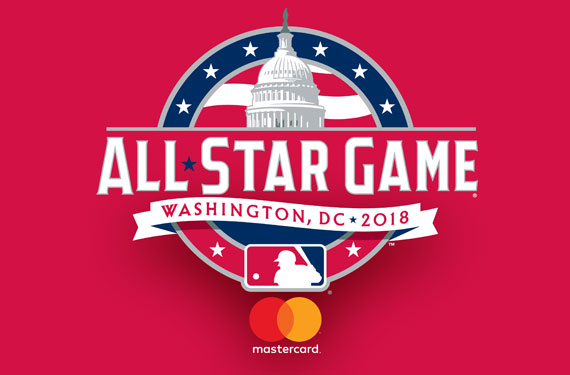 Capital! MLB Unveils 2018 All-Star Game Logo in Washington