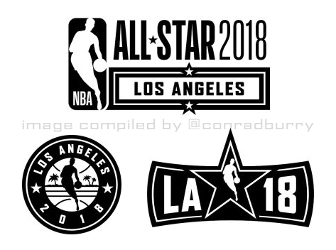 NBA Appears Set to Change its 2018 All-Star Logo