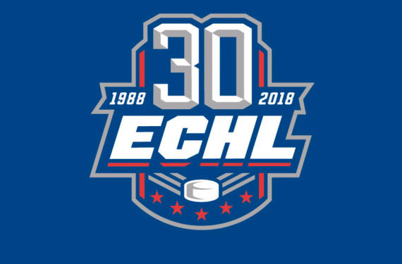 ECHL Unveils Logo for 30th Anniversary