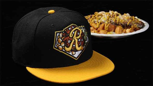 Rochester Red Wings pay tribute to Garbage Plates